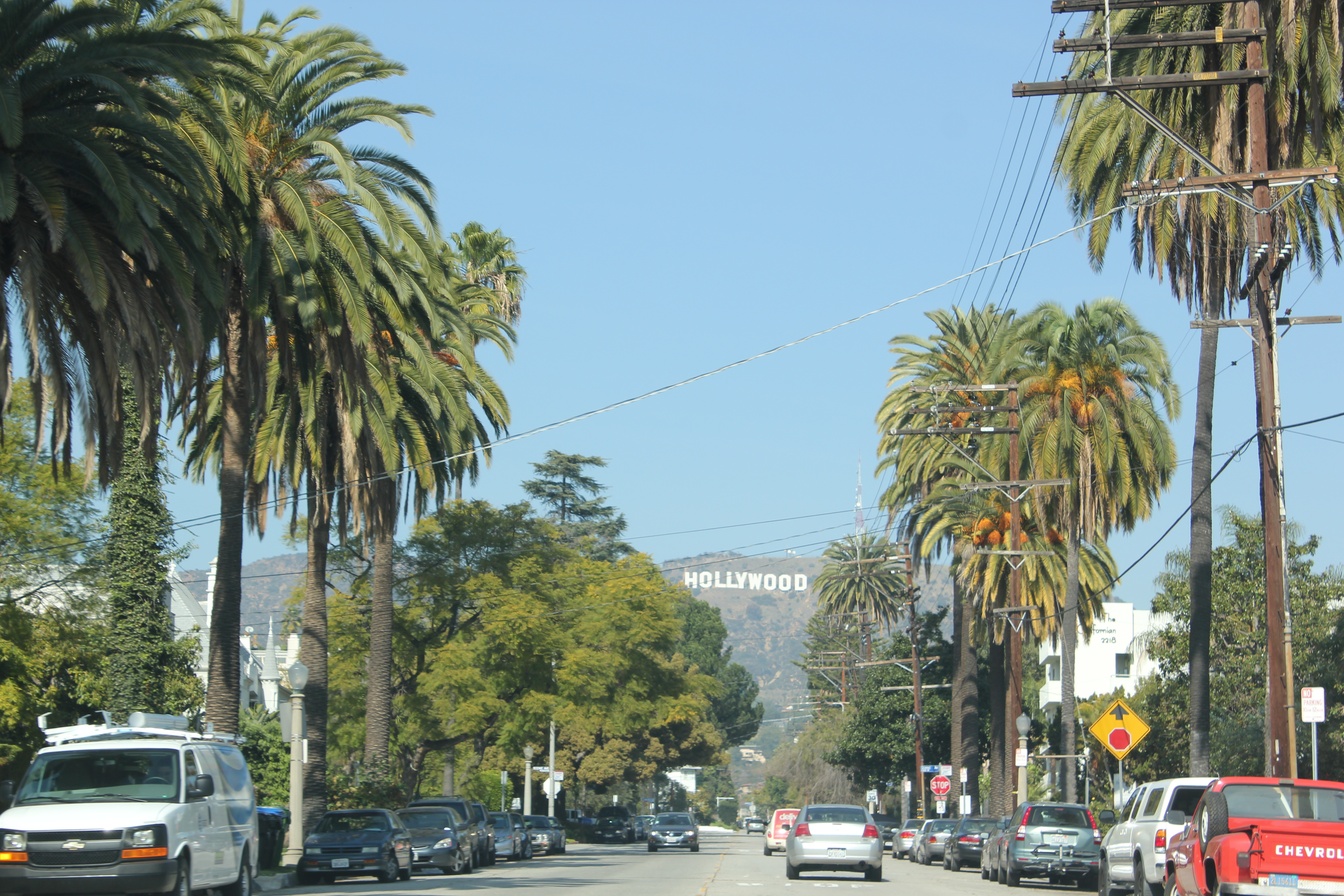 LA …Welcome to Holly...